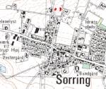 Sorring og udgravningen på Jordbærvej
