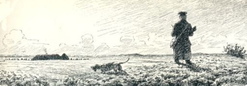 Jæger på heden